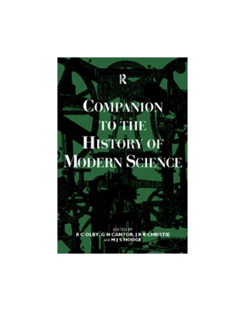 Companion to the History of Modern Science.