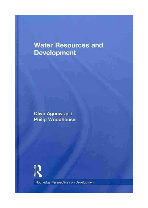 Water Resources and Development.