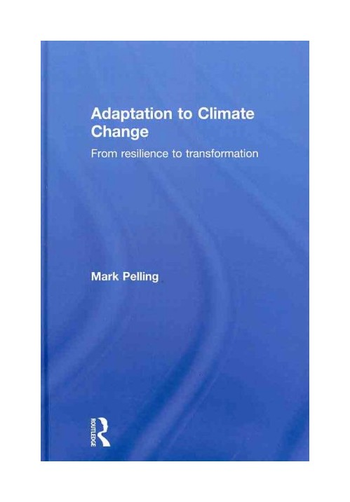 Adaptation to Climate Change.