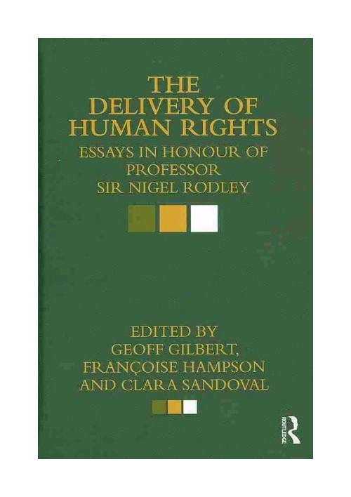 Delivery of Human Rights.