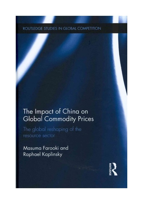 Impact of China on Global Commodity Prices.