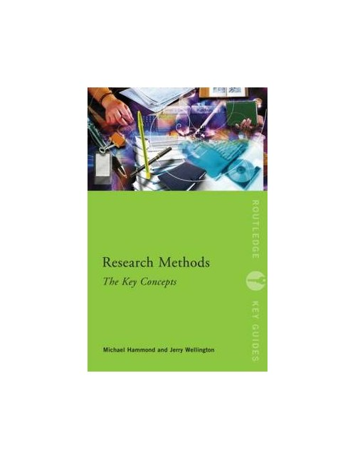 Research Methods: The Key Concepts.