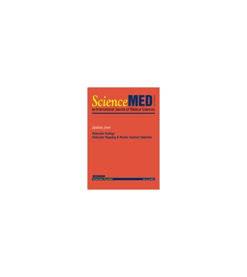 Science MED Vol 3 n 3.2012. Updates From Molecular Ecology, Molecular Mapping & Marker Assisted Selection. [Con CD-ROM].