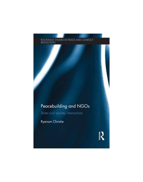 Peacebuilding and NGOs.