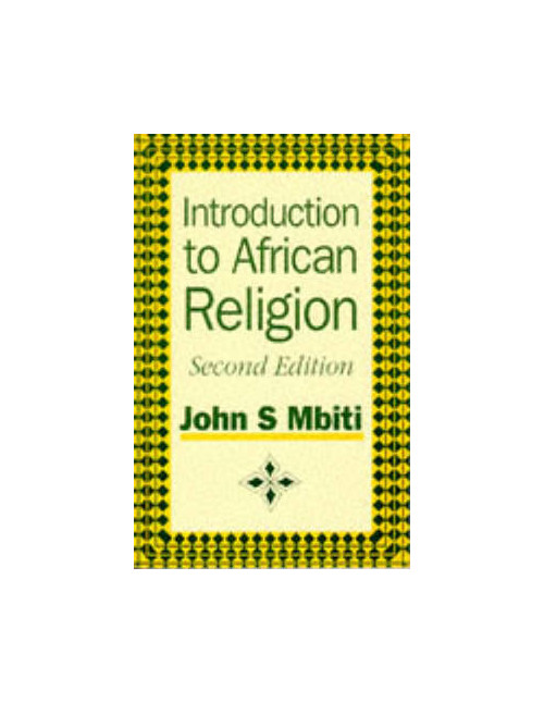 Introduction to African Religion.