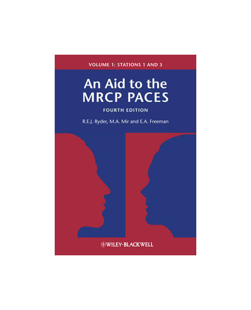 Aid to the MRCP PACES.