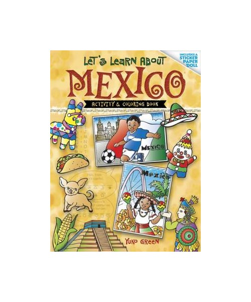 Let's Learn About Mexico.