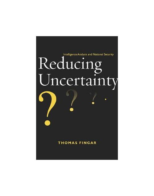 Reducing Uncertainty.