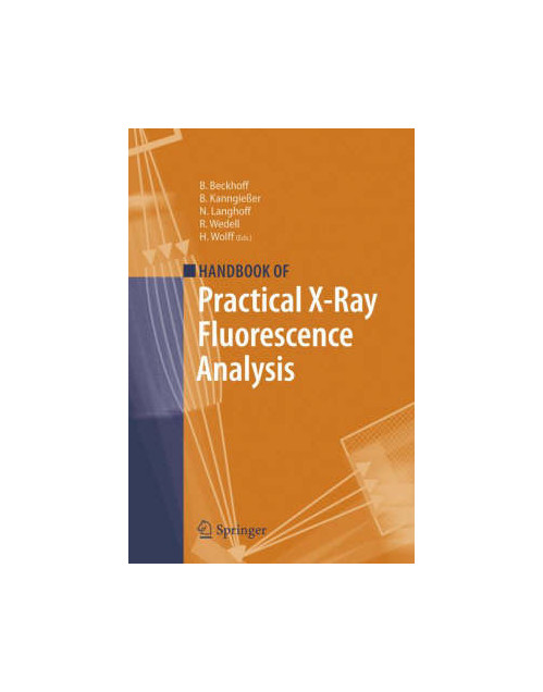 Handbook of Practical X-Ray Fluorescence Analysis.