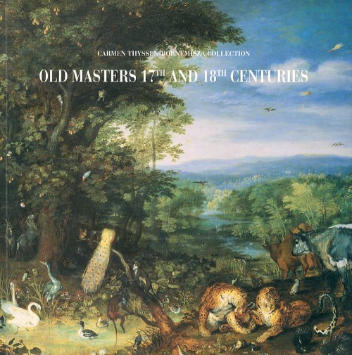 Old Masters 17th and 18th Centuries.