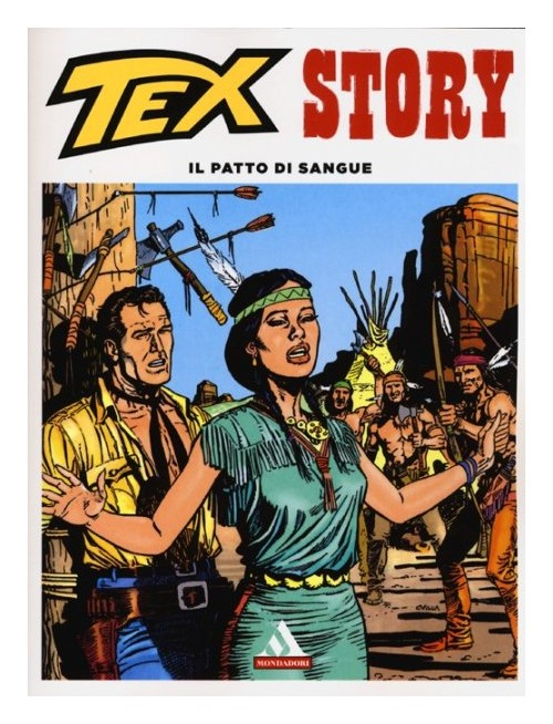 Il patto di sangue. Tex Story. Vol. 2.