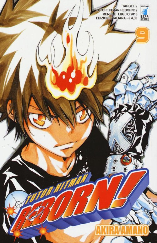 Tutor Hitman Reborn. Vol. 9.