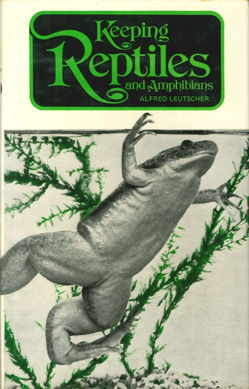 Keeping Reptiles and Amphibians.