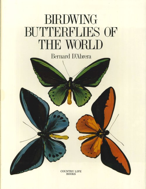 Birdwing Butterflies of the World.