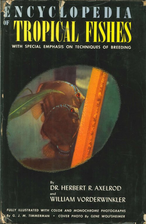 Encyclopedia of Tropical Fishes. With Special Emphasis On Techniques of Breeding.