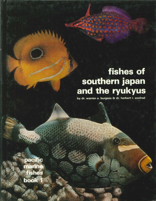 Pacific Marine Fishes. Book 1. Southern Japan and the Ryukyus.