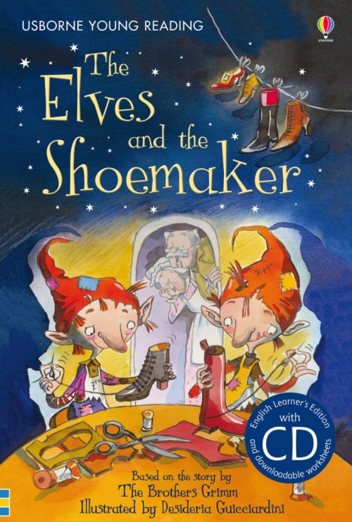 The elves and the shoemaker.