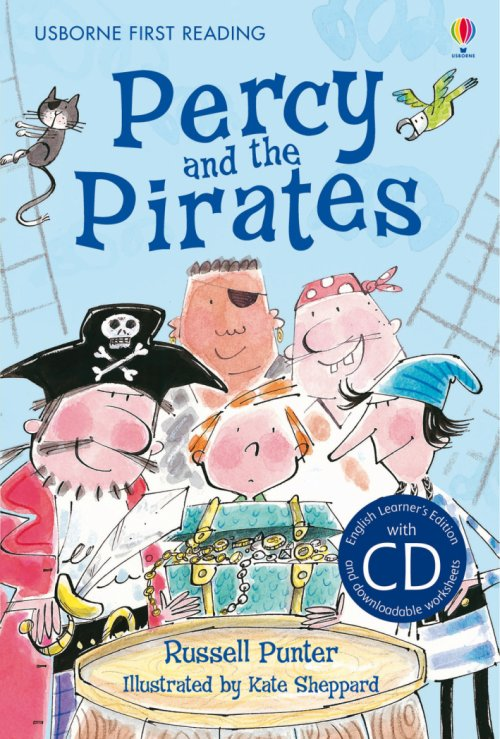 Percy and the pirates. Con CD Audio.