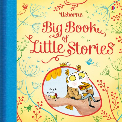 Big Book of Little Stories.