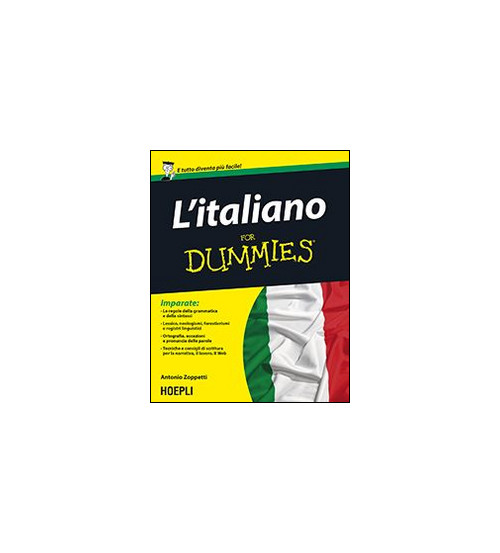 L'italiano For Dummies.
