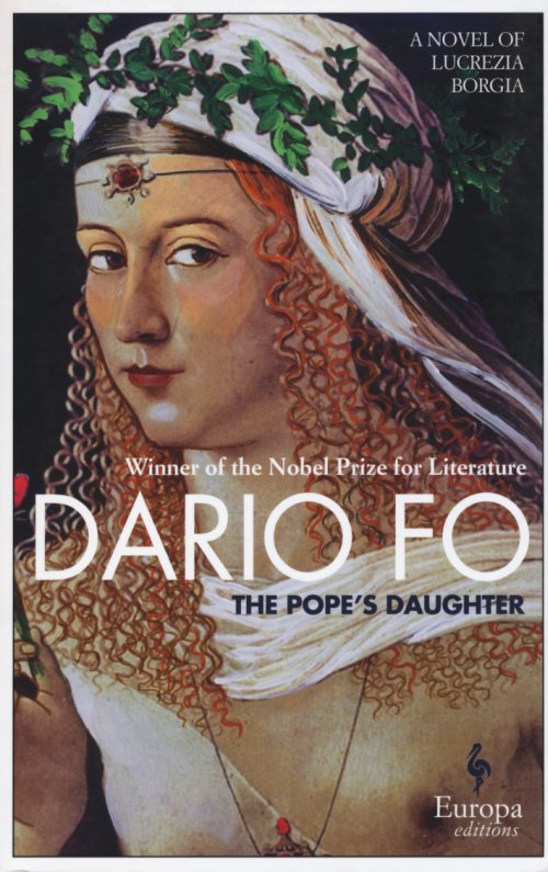 The pope's daughter.