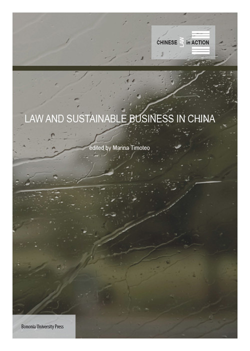 Law and sustainable business in China.