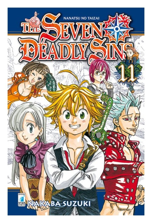 The seven deadly sins. Vol. 11.