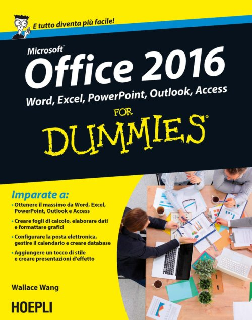 OFFICE 2016 FOR DUMMIES.