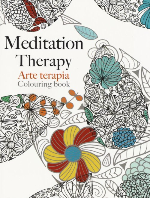 Arte terapia. Meditation therapy.