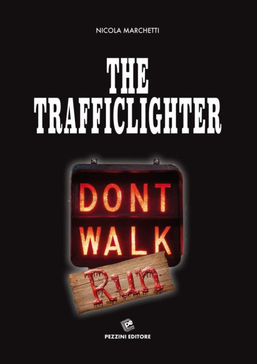 The trafficlighter. Don't walk-run.