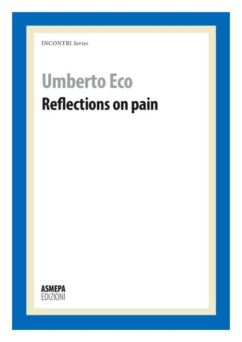 Reflections on pain.