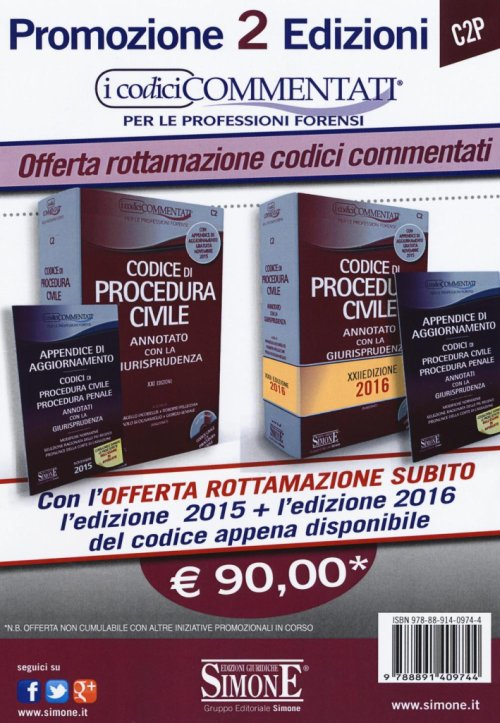 Codice procedura civile commentato 2015-2016. Con CD-ROM.