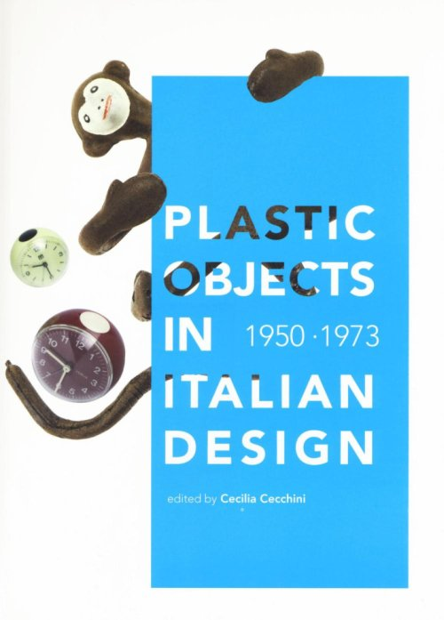 Plastic object in italian design (1950-1973).