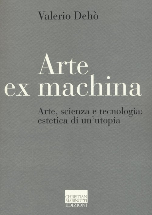 Arte ex machina.