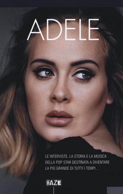 Adele. Hello... it's me!