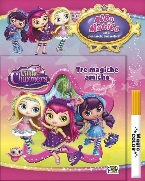 Penna magica B. Little Charmers.