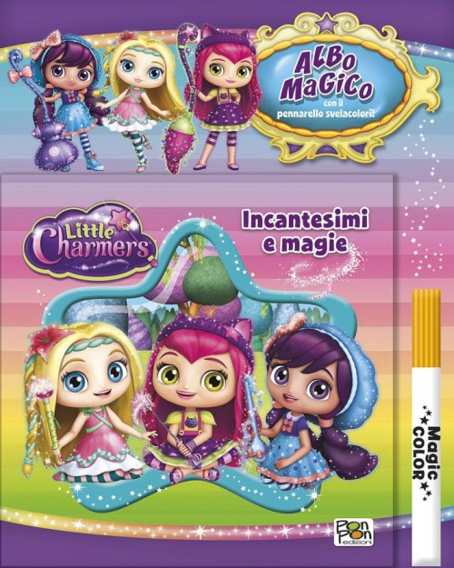Penna magica A. Little Charmers.