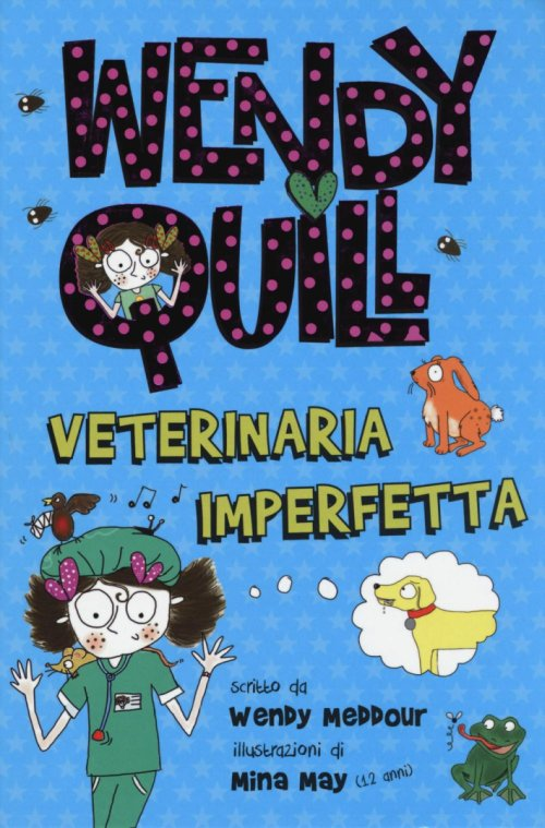 Wendy Quill.