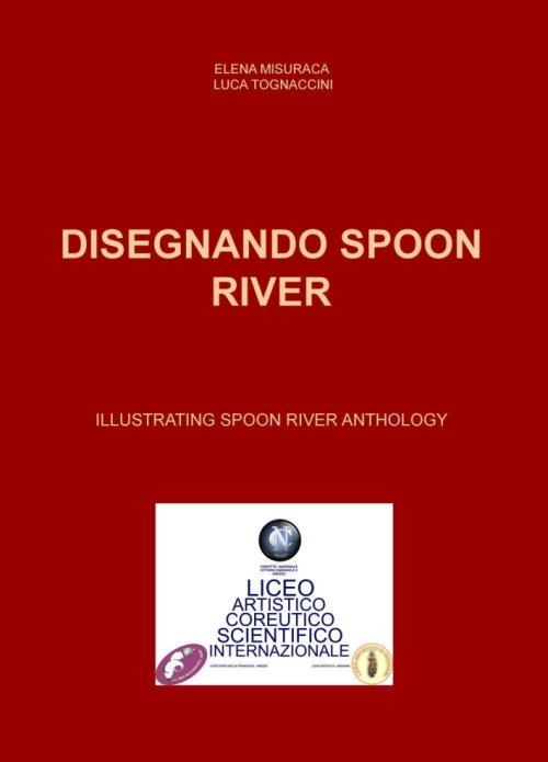 Disegnando Spoon River­Illustrating Spoon River anthology.