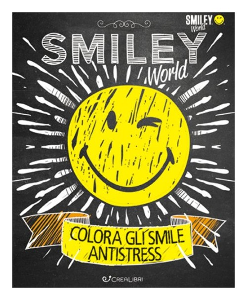 Colora gli smile antistress. My smile.
