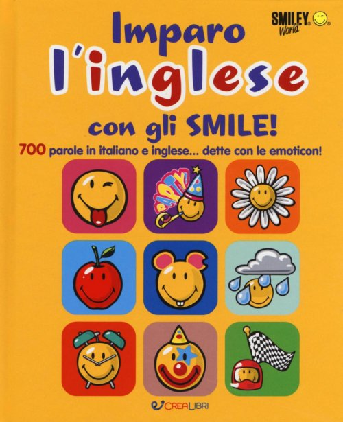Imparo l'inglese con gli smile. Smiley world.