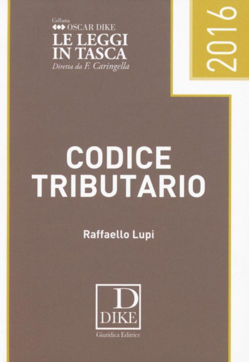 Codice Tributario Pocket.