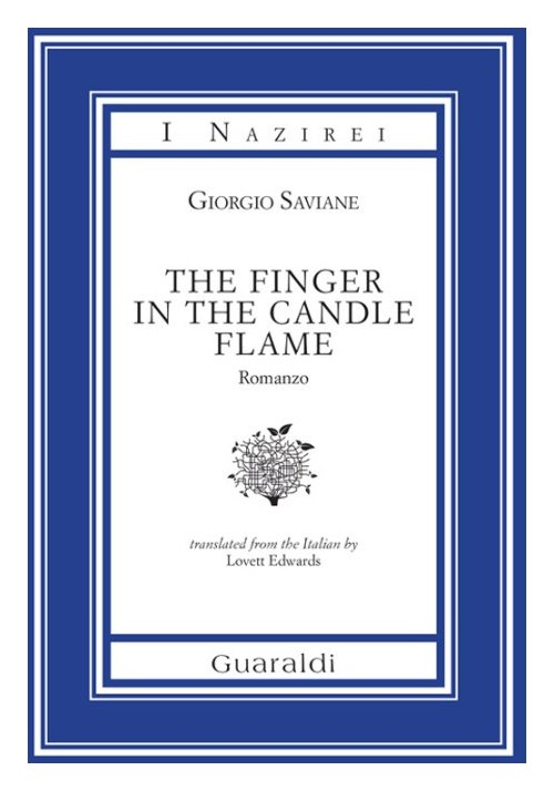 The finger in the candle flame.