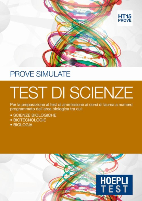 PROVE 15 - TEST DI SCIENZE.