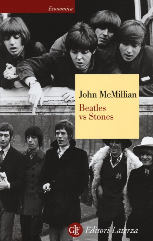 BEATLES VS.STONES.