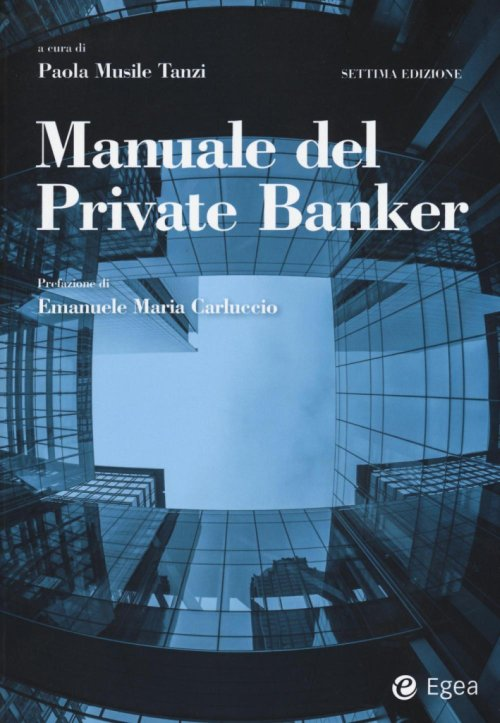 Manuale del private banker.
