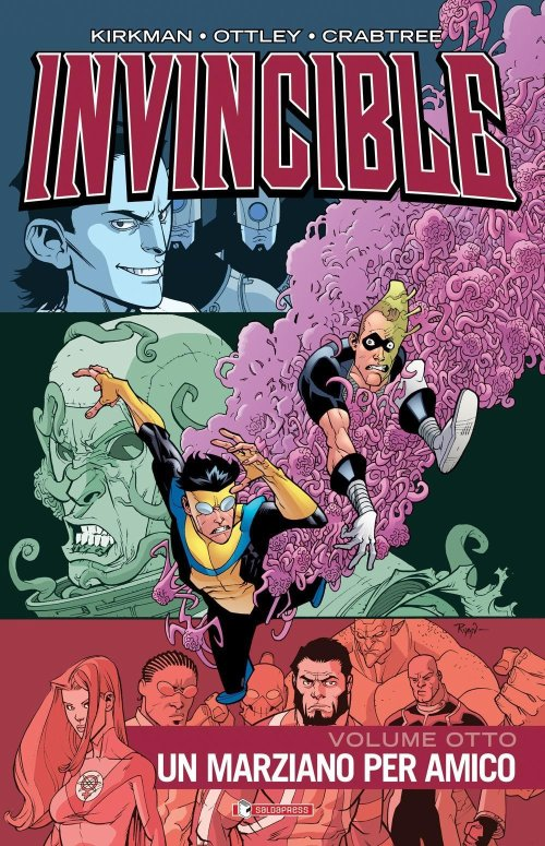 Invincible. Vol. 8.