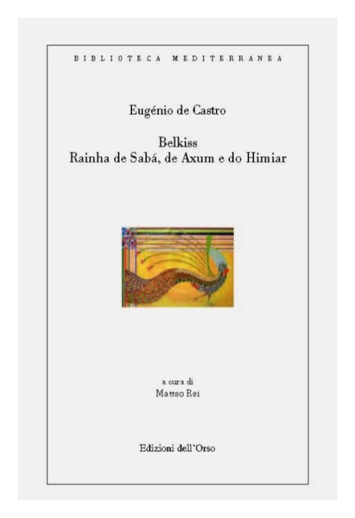Belkiss. Rainha de sába, de axum e do himiar.