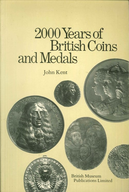 2000 Years of British Coins and Medals.