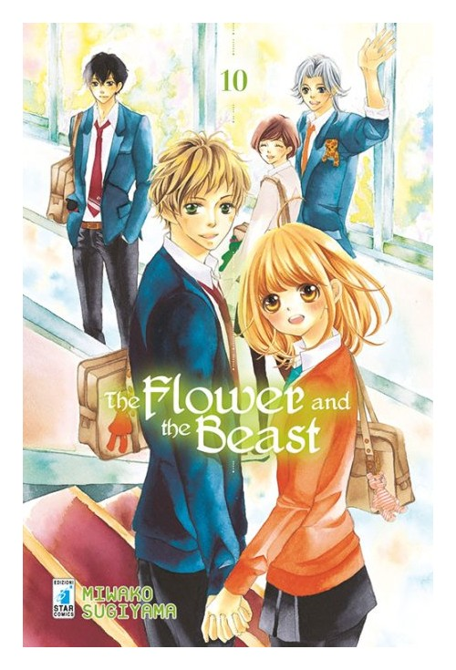 The flower and the beast. Vol. 10.